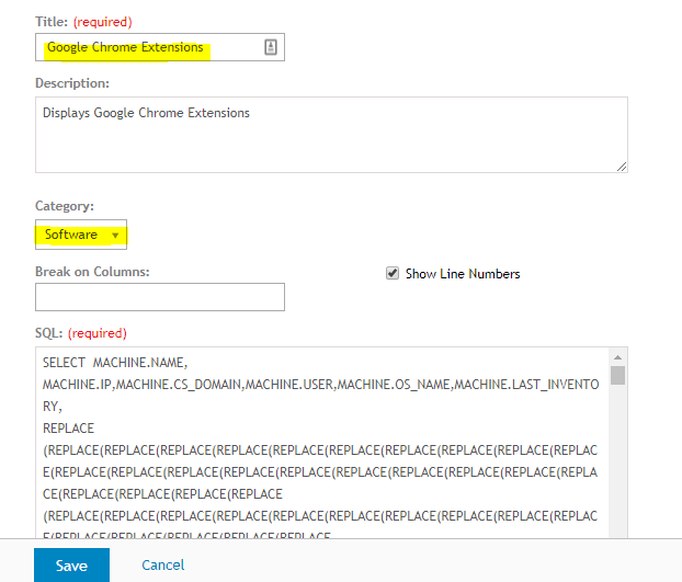 Finding & Removing Malicious Google Chrome Extensions Via