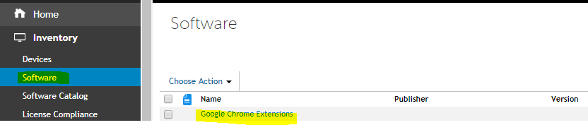 Finding & Removing Malicious Google Chrome Extensions Via KACE K1000